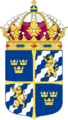 Middle coat of arms of Sweden.png