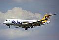Midway Airlines Fokker 100; N106ML@DCA;19.07.1995 (6083520637).jpg