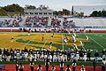 Midwestern State vs. Texas A&M–Commerce football 2015 19 (Midwestern State on offense).jpg