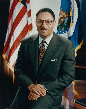 Mike Espy - Image: Mike Espy