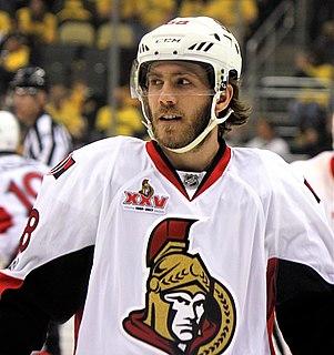 Mike Hoffman (ice hockey, born 1989) Canadian ice hockey player