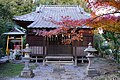 Mikoshiden in Nagara-jinja (Daikan, Tatebayashi).jpg