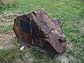 Milíčov (RA), pamětní kámen grantu EU.jpg