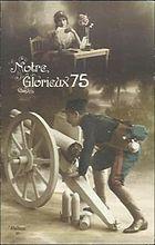 Militaire-Notre glorieux 75-ND