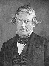 Dagerotypowy portret Fillmore z 1849 r.