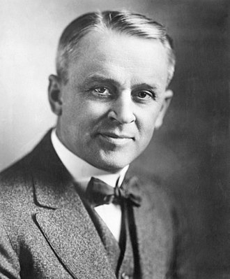 Robert Andrews Millikan - Robert A. Millikan around 1923