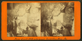 Miner at work, 350 ft. underground, Gould & Curry Mine, Nevada, from Robert N. Dennis collection of stereoscopic views.png