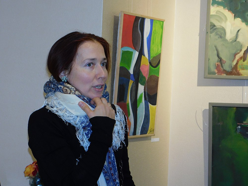 Minima gallery opening (Green collisions; 2018-12-01) 29.jpg