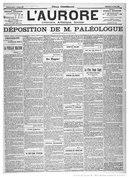 Mirbeau - Au bagne, paru dans L'Aurore, 28 avril 1899.djvu