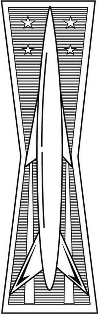 Salvador E. Felices - Image: Missile Badge