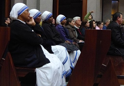 Missionaries of Charity in Tirana