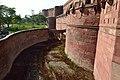 Moat - Agra Fort - Agra 2014-05-14 4038.JPG