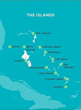 map of the bahamas out islands Out Islands Wikipedia map of the bahamas out islands