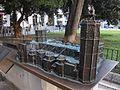 Model de la catedral de València a la plaça de la Reina.jpg