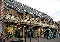 Modern retail units and flats - Fitzroy Street - geograph.org.uk - 710539.jpg