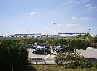 Monastir Habib Bourguiba International Airport international airport serving Monastir, Tunisia