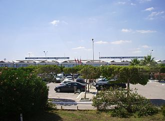 Monastir Habib Bourguiba International Airport - Image: Monastir airport