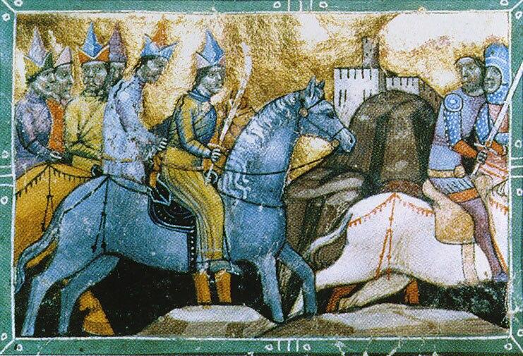 MongolsInHungary1241