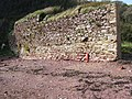 Monk Haven, the boundary wall - geograph.org.uk - 1540223.jpg
