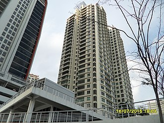 Mont Kiara - A condominium in Mont Kiara