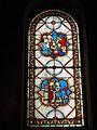 Montbazon (Indre-et-Loire) église, vitrail 01.JPG