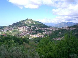 Montecorvino Rovella – Veduta