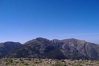 Monte Linas - Image: Montelinas