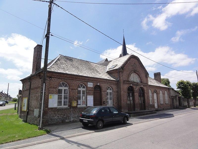 Montigny-le-Franc (Aisne) mairie