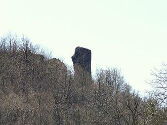 Montoggio - Image: Montoggio ruderi castello