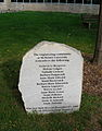 Montreal massacre memorial at McMaster University.jpg