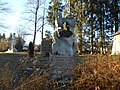 Monumento, Euclide Turba, parco della Rimembranza, Asiago.jpg