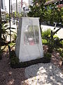 Monumento Chico Xavier 100 anos - Praca XV de Novembro - Torres - Brasil.JPG