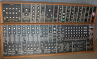 moog modular synthesizer wikipedia