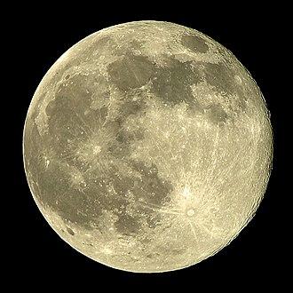 Mystery meat navigation - Image: Moon by Helmut Adler