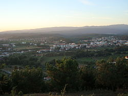 View o Mortágua valley