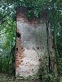 Morysin - zespół pałacowo-parkowy - domek stróża - ściana południowa.jpg