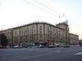 Moscow, Smolenskaya-Sennaya sq, 23-25 - Strela (2010s) by shakko 02.JPG