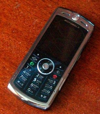Motorola Slvr - Motorola Slvr L9 (L72)