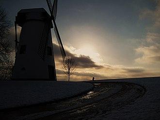 Windmill - Windmill of Opprebais, Belgium