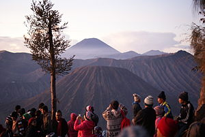 Java - Mount Bromo in East Java