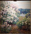 Mountain Laurel by Willard Leroy Metcalf, 1905, oil on canvas - New Britain Museum of American Art - DSC09525.JPG