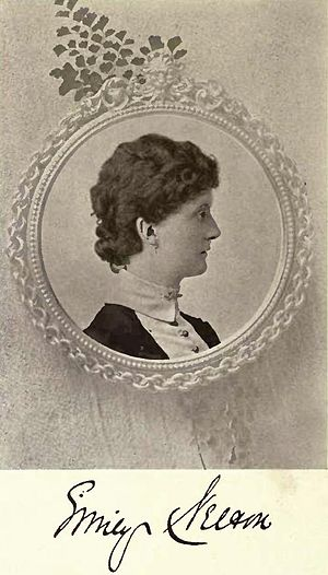 Hugh Nelson (Canadian politician) - Mrs Emily Nelson by William James Topley