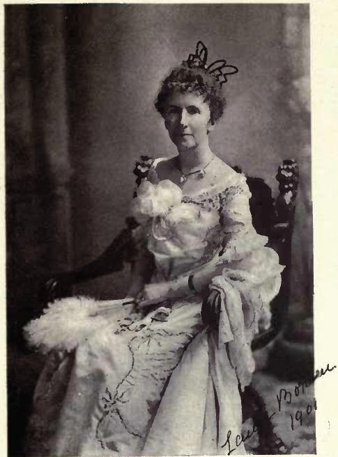 Mrs Louise Borden