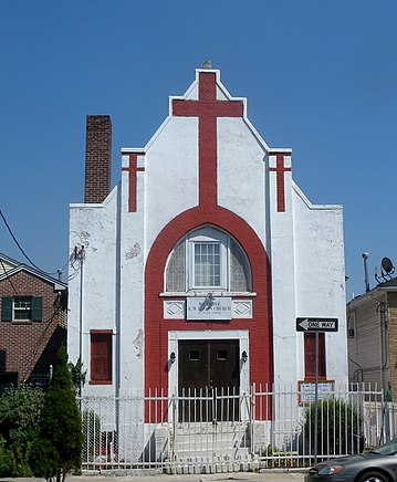 Mt. Olive AME Church Mt Olive AME Church Newark jeh.jpg