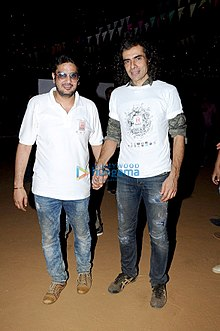 Mukesh Chhabra, Imtiaz Ali at the 'Khidkiyaan' movie festival launch.jpg