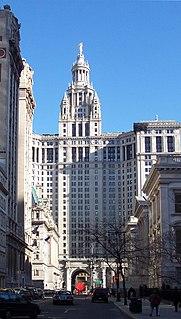 Chambers Street (Manhattan) Street in Manhattan, New York