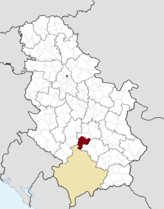 Municipalities of Serbia Brus.png