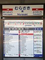 Murasaki Station Sign.jpg