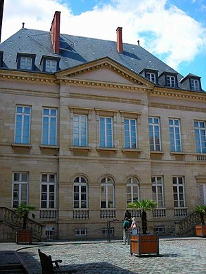 Roanne - The museum in Roanne