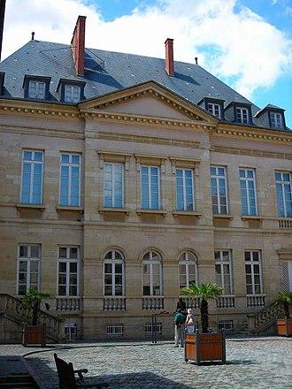 Roanne - The museum in Roanne